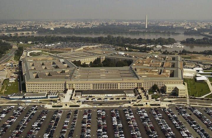 The Pentagon [Source: Pixabay]