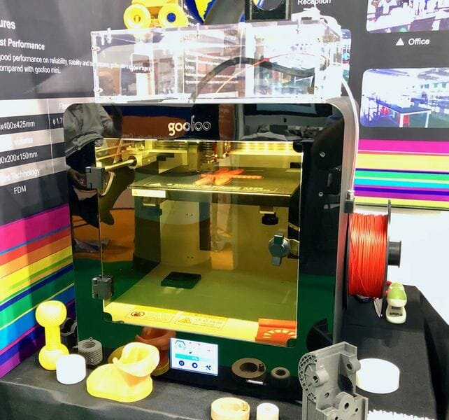 Goofoo: 3D Printers from China