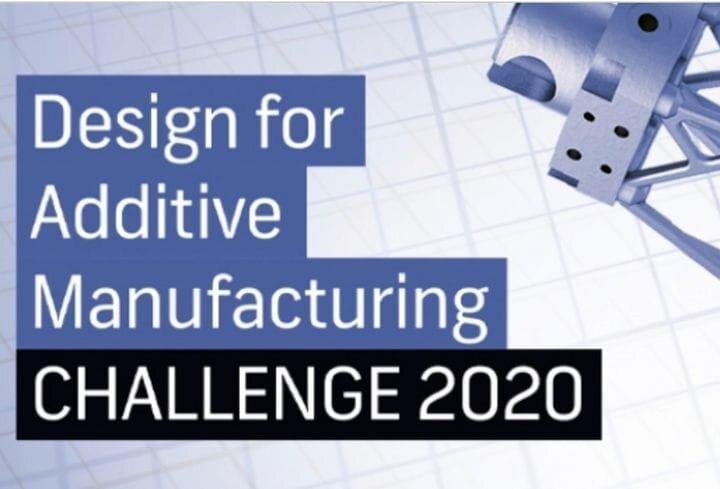 Additive World's Design for Additive Manufacturing Challenge 2020