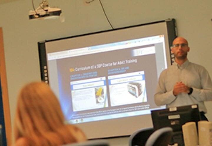 3D-HELP training program for 3D printing skills [Source: 3D-HELP]