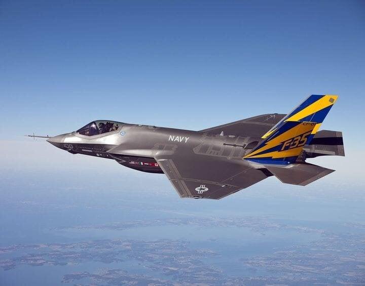 Lockheed Martin's advanced F35 fighter [Source: Pixabay]