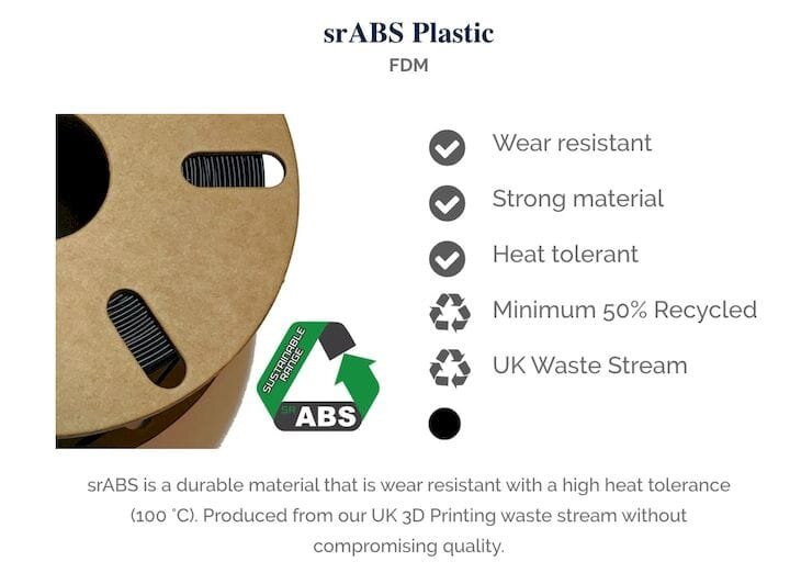 Should 3D Print Services Use Recycled Material?