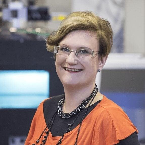 Heidi Piili [Source: Women in 3D Printing]