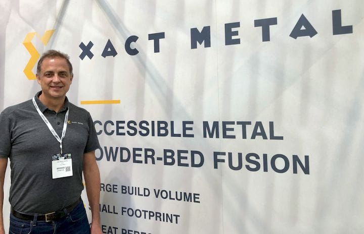", An Update On XACT Metal, The ""Accessible"" 3D Printing Alternative"