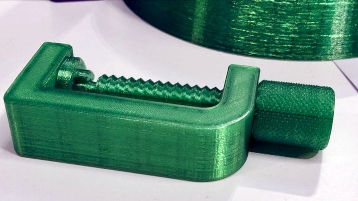 A New Recycled Filament Option: RE PET 3D