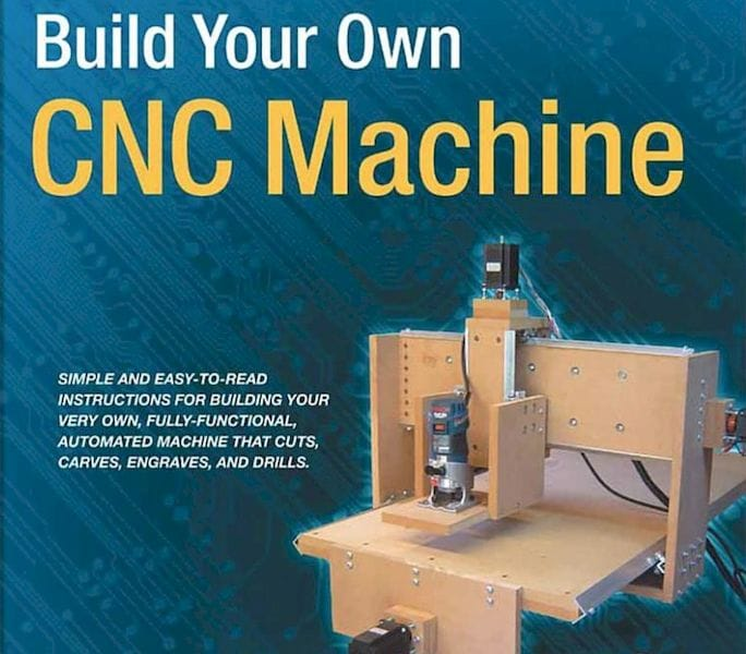 Build your own CNC machine [Source: Amazon]