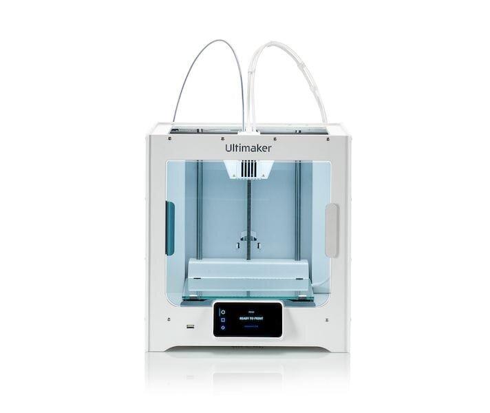 Ultimaker Announces S3 Professional 3D Printer