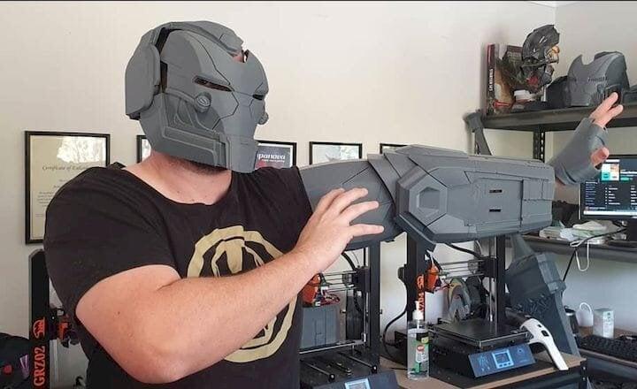 , Design of the Week: Cosplay Armor
