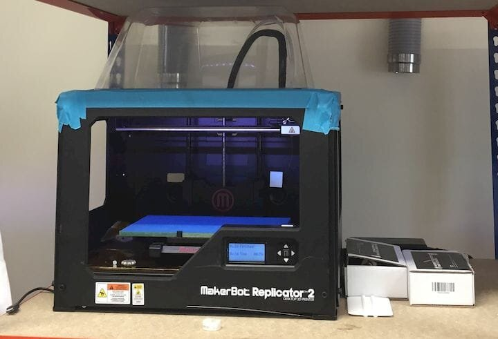 End Of The Line For The Replicator 2