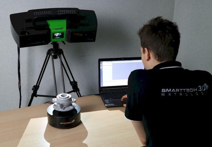 """, SMARTTECH3D Announces """"Green Stereo"""" 3D Scanner"""