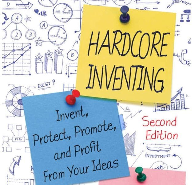 Book of the Week: Hardcore Inventing