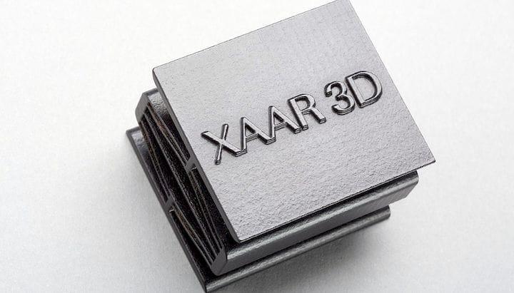 Xaar gets a huge boost from Stratasys [Source: Xaar]