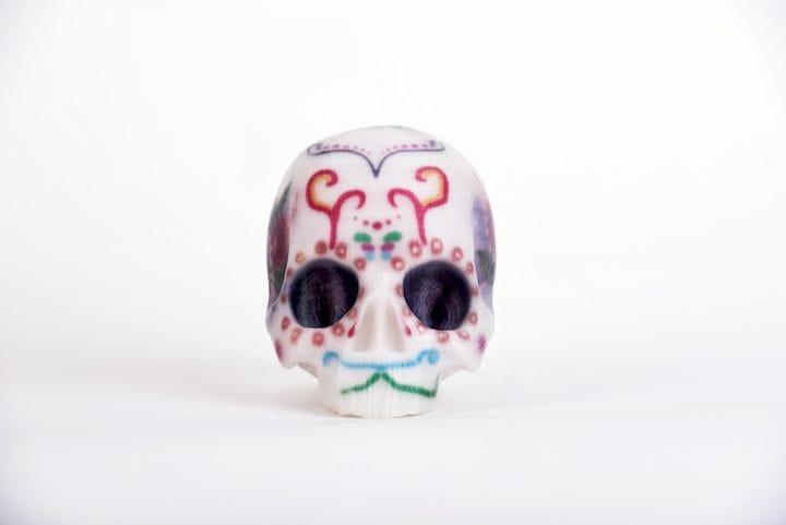A full color 3D print [Source: OVE]
