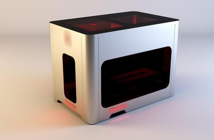 A full color 3D printer [Source: OVE]