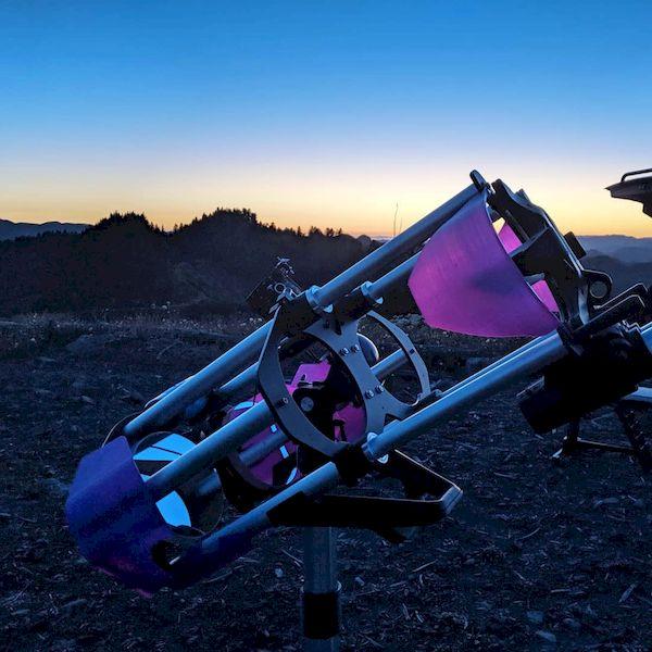 , Design of the Week: Drifter Binocular Telescope