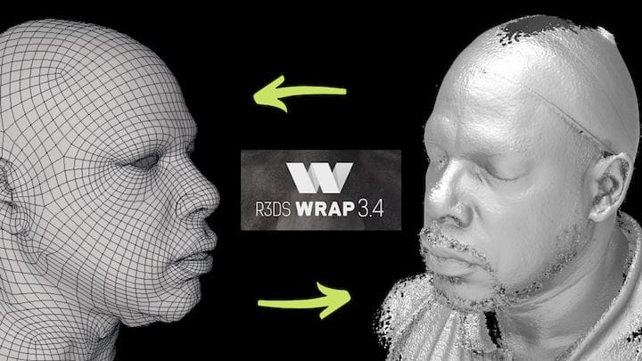 , SkillCoach | Discovering R3DS Wrap 3 | The Perfect App for Preparing 3D Scan Data for MCAD!