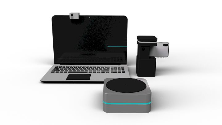The Inexpensive Phiz Tabletop 3D Scanner