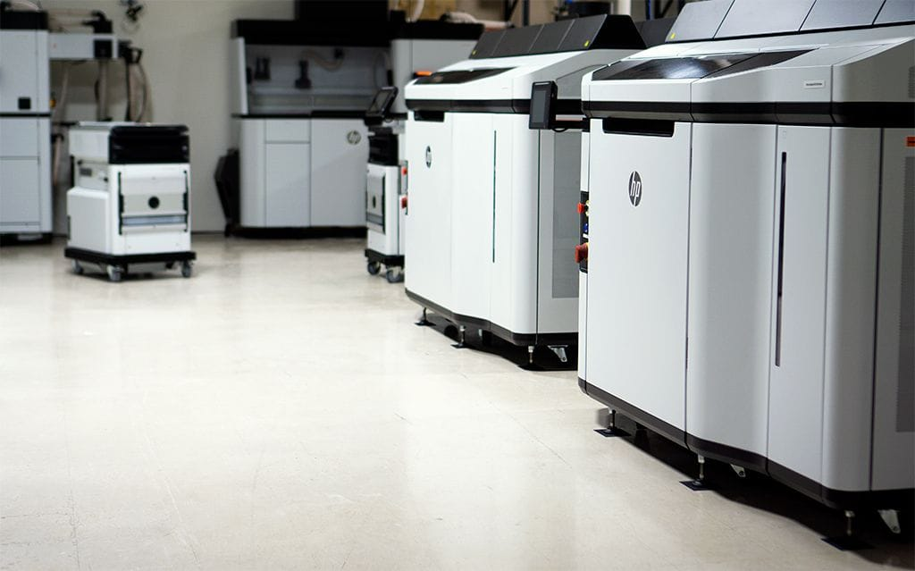FORECAST 3D Increases Investment in HP 3D Print Technology