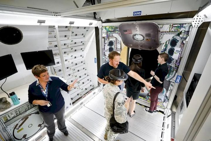How Lockheed Martin is Using Augmented Reality in Aerospace Manufacturing