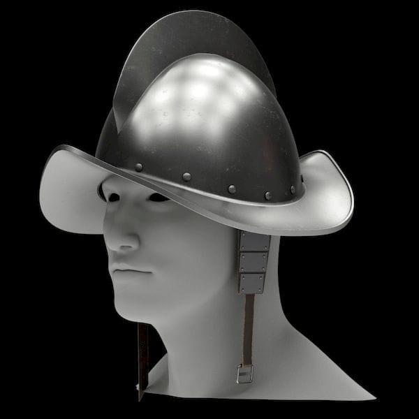 , Question of the Week: Swiss Guard Helmet
