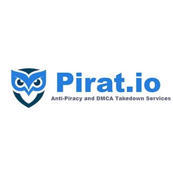 Pirat.io provides automated DMCA takedown services [Source: Pirat.io]