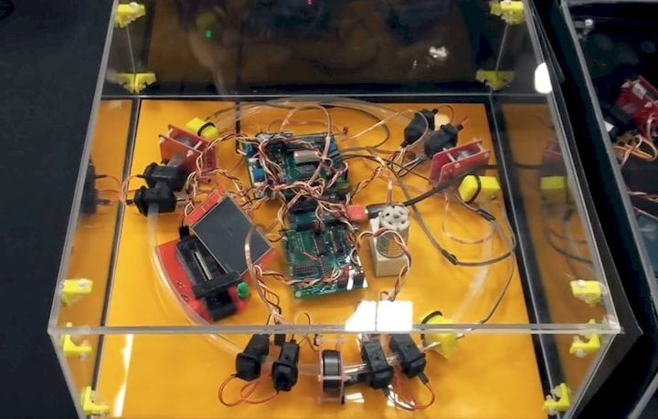 Design of the Week: 3D Printed Particle Accelerator