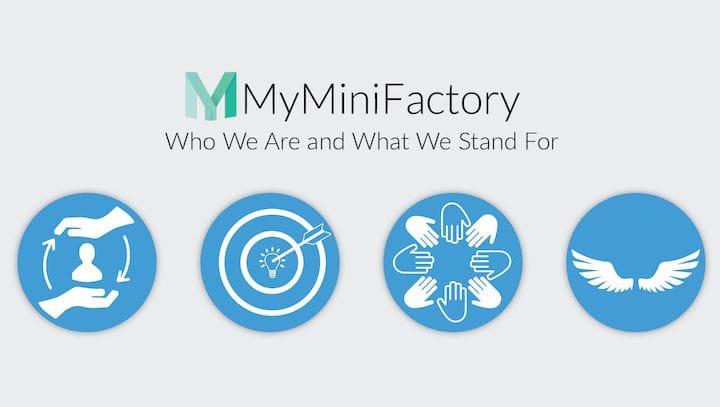 Things Are Increasingly Shaking Up At MyMiniFactory