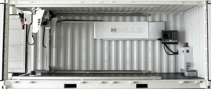 3D Printing As Shipping Container?