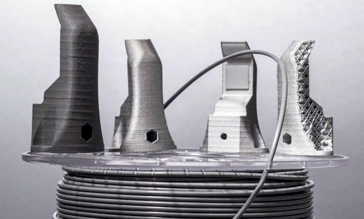 BASF Launches Steel Filament: Ultrafuse 316L