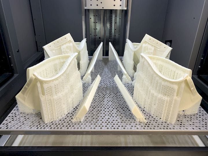 Students Using Advanced 3D Print Technology Could Lead to Job Offers