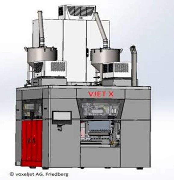 Voxeljet Looks to Take the Next Step in Production-Scale AM
