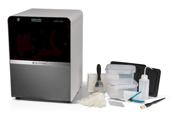 3D Systems Returning To Consumer 3D Printing?