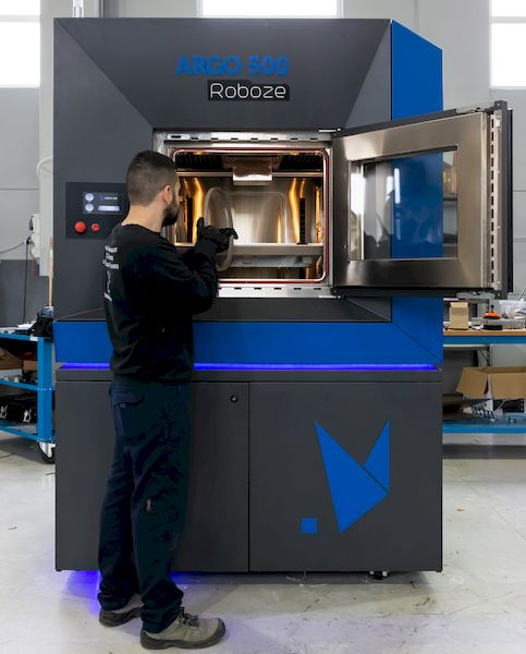 , How Are Large 3D Printers Manufactured?