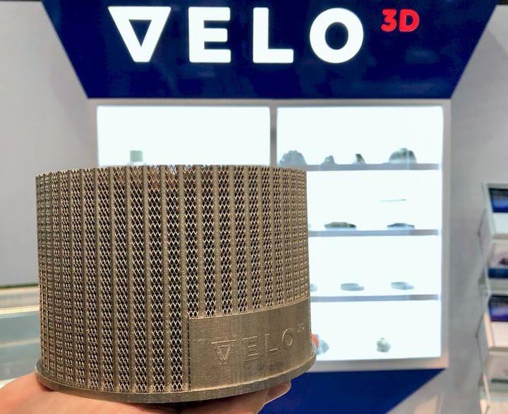 , Velo3D's Incredible Metal 3D Printing Process