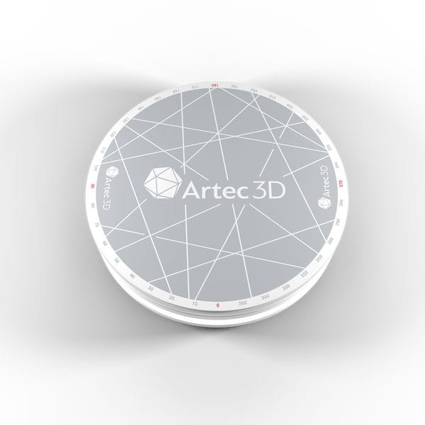 Artec 3D Releases New 3D Scanning Turntable Accessory