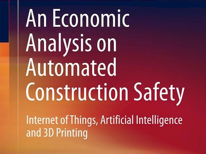 , Book of the Week: Automated Construction Safety