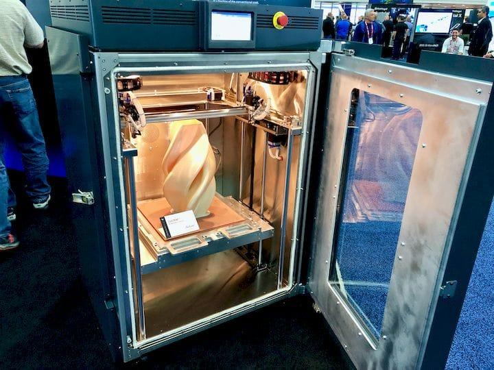 The AON-M2 High-Temperature 3D Printer