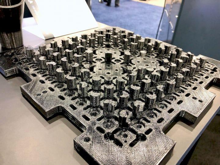 , The AON-M2 High-Temperature 3D Printer