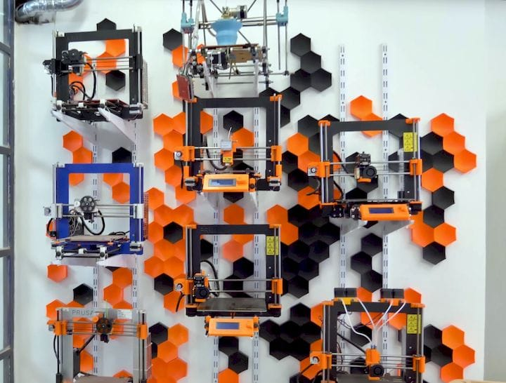 Prusa Research Ships 100,000 Machines