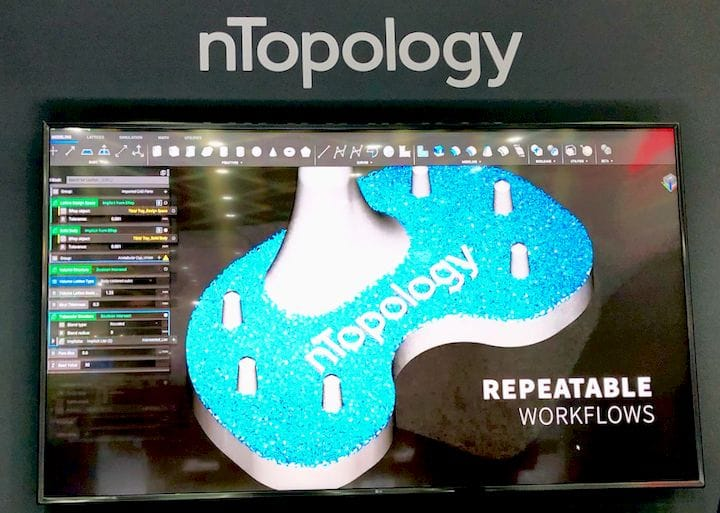 , nTopology's New nTop Platform Offers High Speed Complex Design