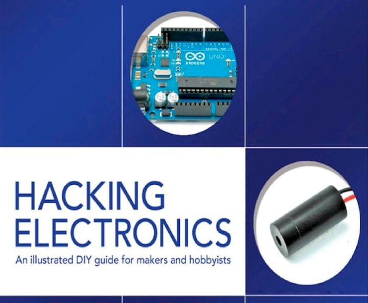Book of the Week: Hacking Electronics