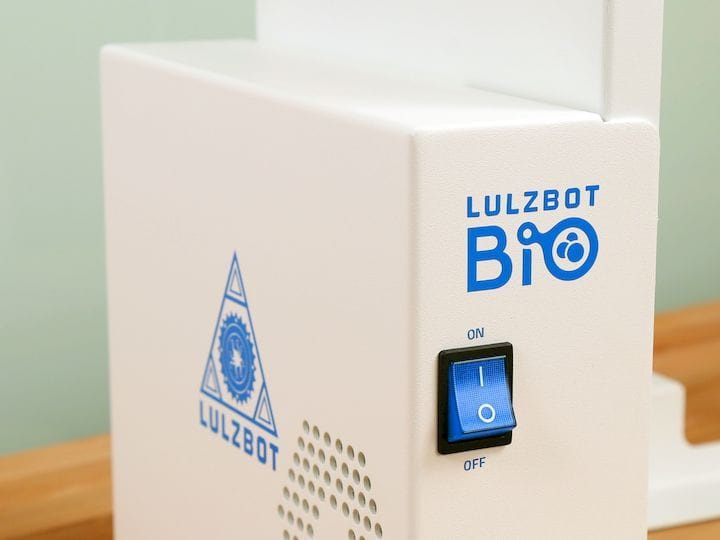 A LulzBot Bioprinter?