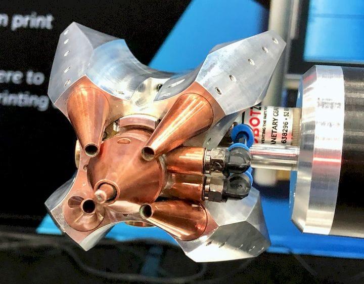 , The Additec μPrinter Metal 3D Printer