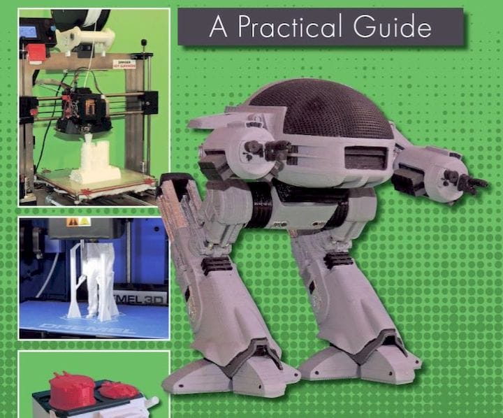 3D Printing for Model Engineers [Source: Amazon]