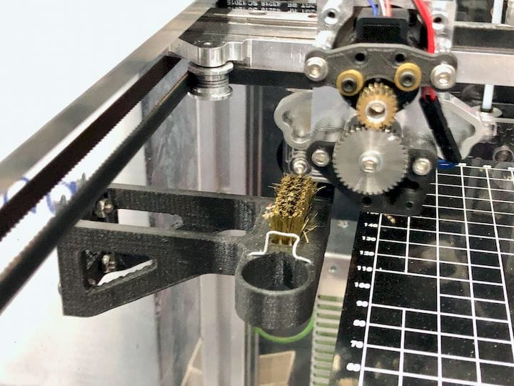 , E3D Online's Tool Changing 3D Printer Near Completion
