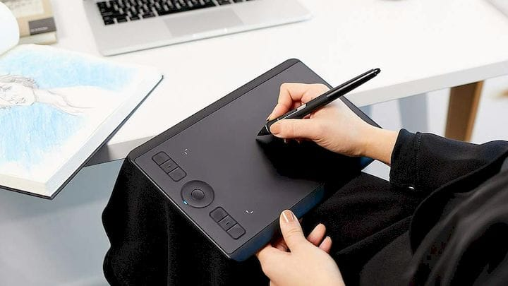 Wacom's New Intuos Pro Small [Source: SolidSmack]