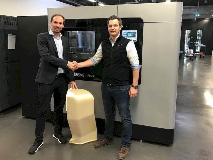 , Stratasys' Digital Inventory Strategy Is Working