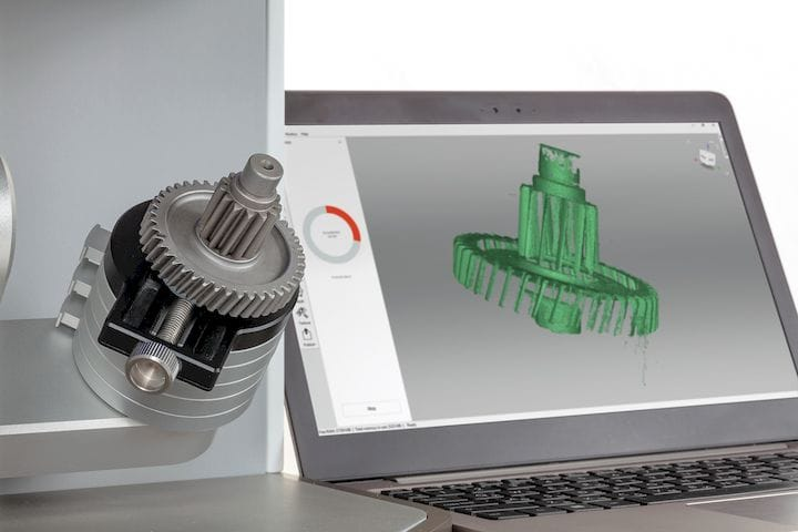Artec Studio 14 includes powerful 3D scanning features [Source: Artec 3D]