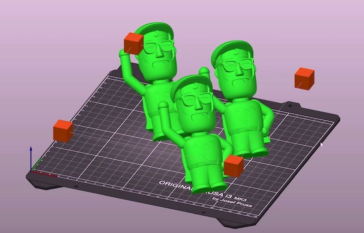 Prusa Rebrands and Improves Software Systems
