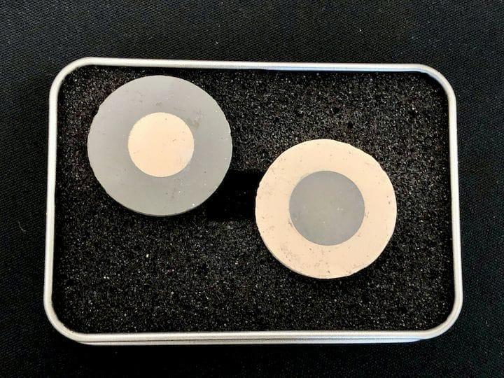 , XJet's Dual Material Ceramic and Metal 3D Prints